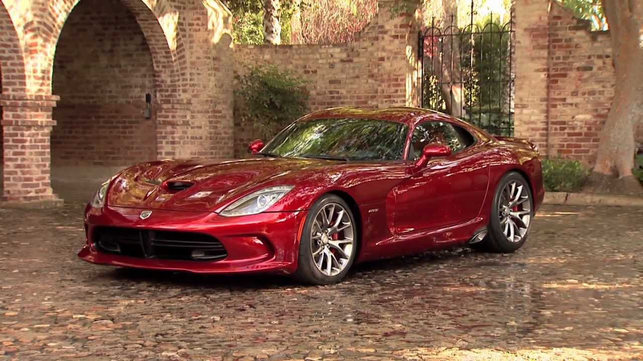 2013 Srt Viper Gts Youtube