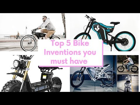 Top 5 Bike Inventions you must have # 14