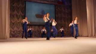 Союз Молодых Строителей - Танец строителей(, 2013-04-24T18:14:55.000Z)