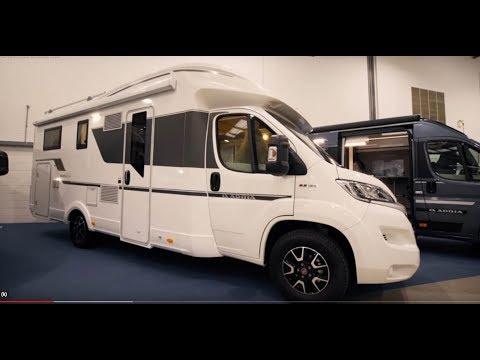 Brownhills: Adria Matrix 670 SL Axess Special Edition Coachbuilt Motorhome