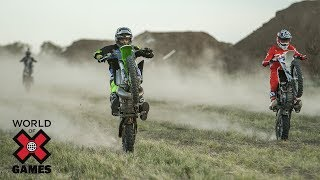 Jackson Strong's Moto X Dirt Part 2: FULL SHOW | World of X Games