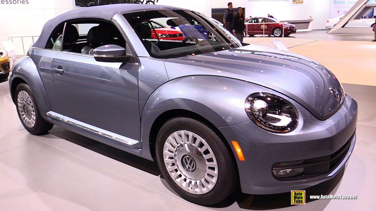 2017 volkswagen beetle denim convertible exterior interior