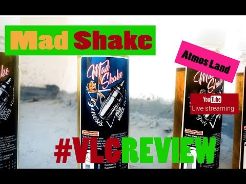 Mad Shake by Atmos Land Greek Review