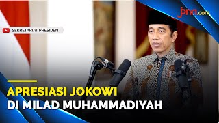 Jokowi Minta Muhammadiyah Bantu Sosialisasi Vaksinasi - JPNN.com