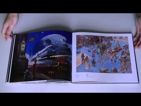 [CRITIQUE VIDÉO -22] ARTBOOK STAR WARS ART -  VISIONS
