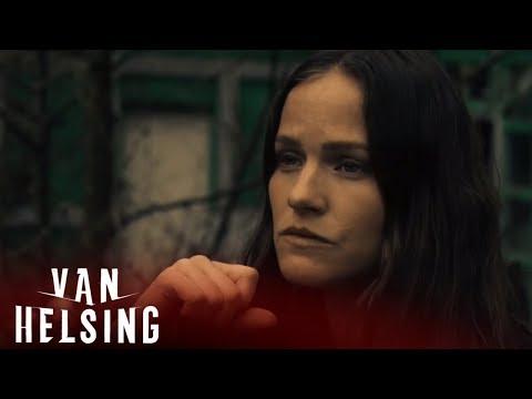 VAN HELSING | Season 2, Episode 6 Clip: Rewind | SYFY