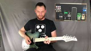 """""""Is He Worthy?"""" Guitar Cover - NosePedal Mods and Westminster Effects Geneva Amp Sim"""