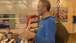 Несколько слов о советской школе бокса