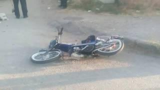 Çorum'da kamyonla motosiklet çarpıştı 1 ölü