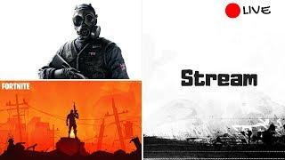 Fortnite and R6 stream kills Make with blockbuster skin