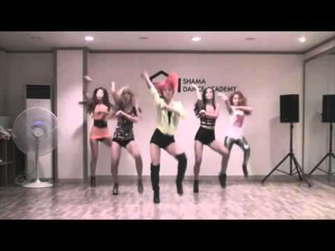 """PSY - """"Gangnam Style"""" Dance Cover by Black Queen"""