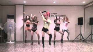 "PSY - ""Gangnam Style"" Dance Cover by Black Queen"