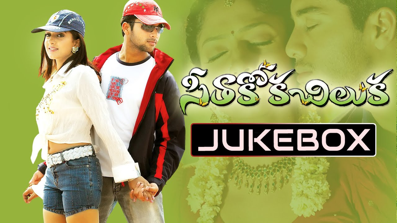 Seethakoka Chilaka - Maate Manthramu Song - Lyrics