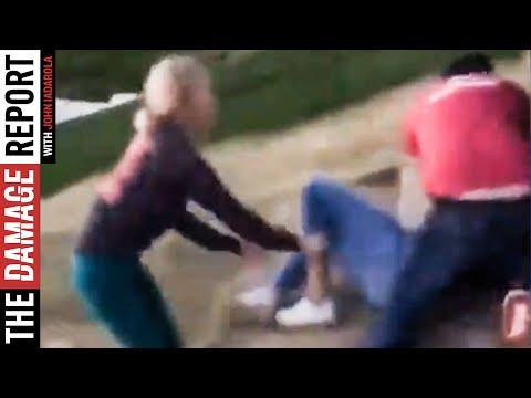 Doctor Strangles Black Girl Over Social Distancing