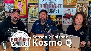Kosmo Q - HowToBBQRight Podcast S2E3