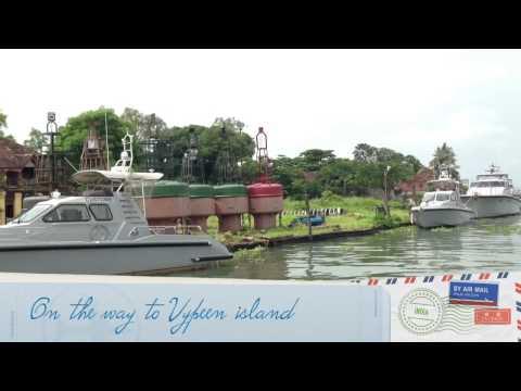 Vypeen island - Kerala (India)