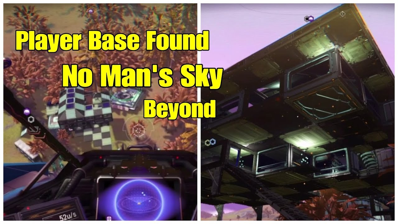 Coolest Player Base Found No Man's Sky Beyond