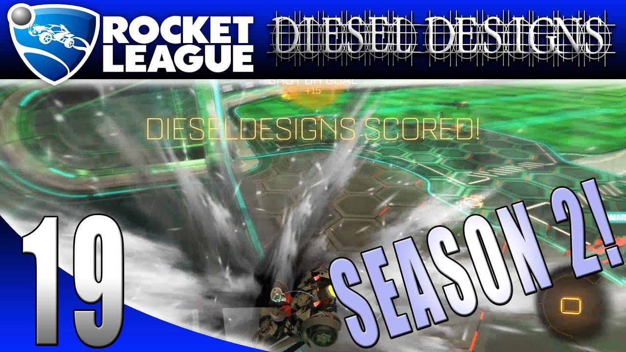 Rocket League Season 2