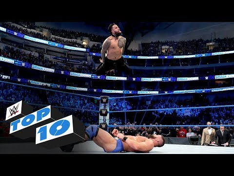 Top 10 Friday Night SmackDown moments: WWE Top 10, Jan. 24, 2020
