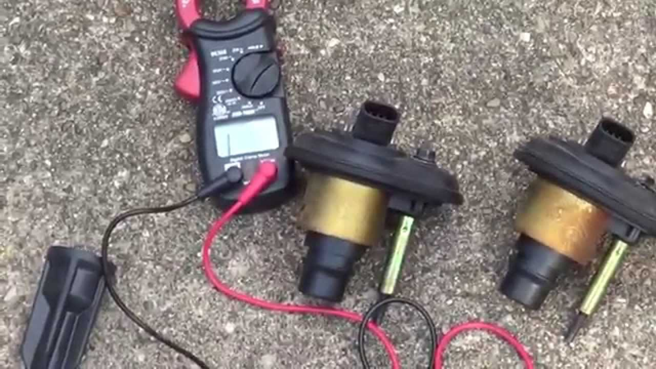 [SCHEMATICS_4PO]  how to test / change a coil pack on a GM straight 6 - YouTube | Gm Coil Pack Wiring |  | YouTube
