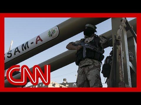 Gaza militants appear to be improving rocket designs