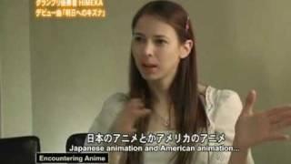 Animax Interview with HIMEKA and Shintaro Tokita (常田真太郎). Than...