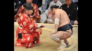 39歳1カ月のベテラン、西前頭13枚目の安美錦(伊勢ケ浜)が、千秋楽で勝...