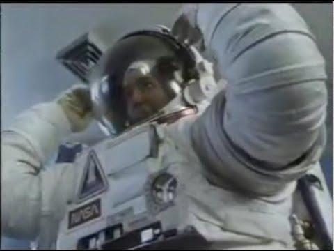 1980s Shuttle Astronaut - YouTube