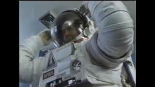1980s Shuttle Astronaut