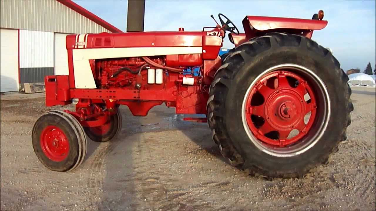 Iron Wheel Tractors : Big iron online auction two wheel drive tractor dec