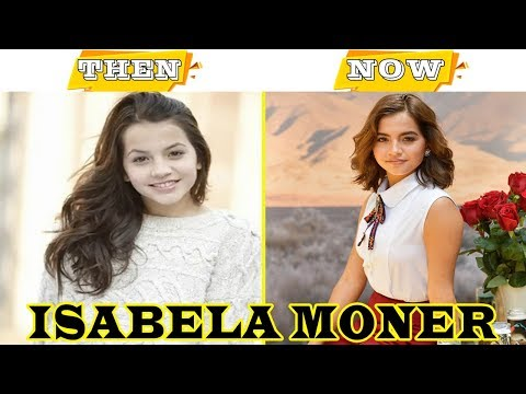 Isabela Moner Transformation 2018 || From 0 To 17 Year Old