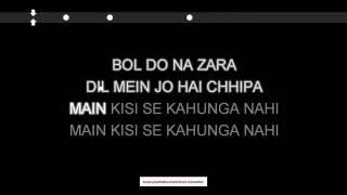Bol Do Na Zara Azhar Movie