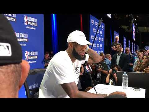 LeBron James: 'I will not shut up and dribble'