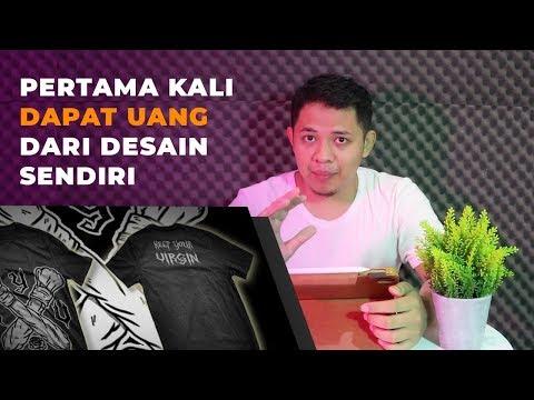Assalamualaikum, pada kesempatan kali ini kita akan belajar bersama bagaimana Membuat Desain Kaos Di.