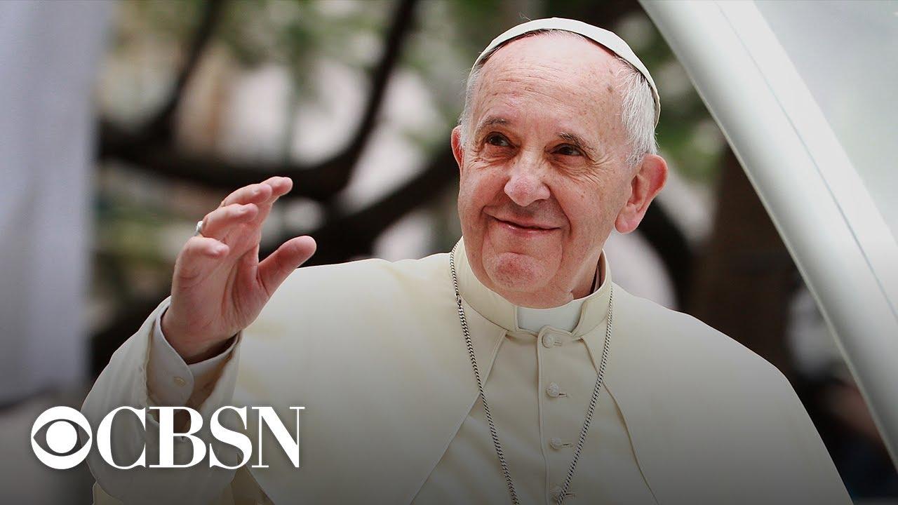 Pope Vatican Midnight Mass Christmas 2021 Streaming Pope Francis Celebrates Christmas Eve Midnight Mass Youtube