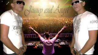 JIMMY y ANGEL   - COMO TE EXTRAÑO