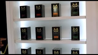 "Parfums de Marly Boutique NYC Tour ""STREET SCENTS"" Fragrance/Cologne/Perfume"