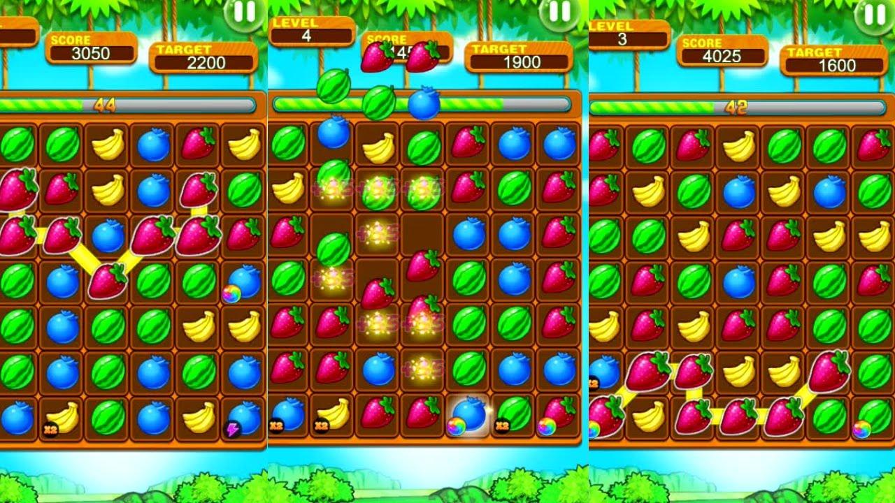 Fruit splash 2 - Fruit Splash Android Gameplay