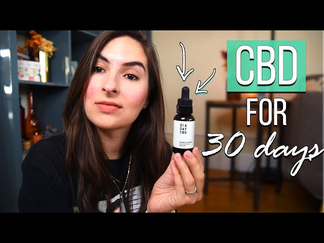 My Honest Experience with CBD for Anxiety | Does CBD work?
