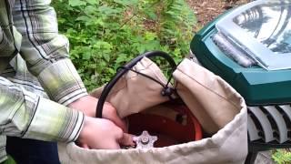 Инструкция по обслуживанию Mosquito Magnet (каждый 21 день)