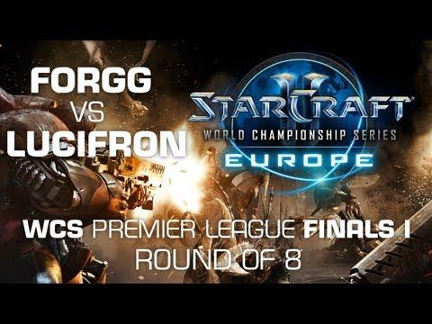 LucifroN vs. ForGG - Quarter Finals - WCS Europe Premier League