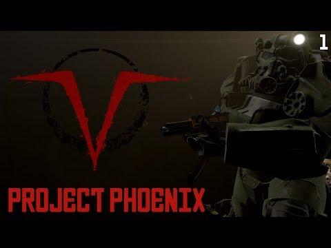 Fallout 4 Mods: Project Phoenix - Part 1 (XB1)