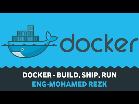09-Docker - Build, Ship, Run (Working with Registries) By Eng-Mohamed Rezk | Arabic