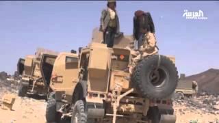 قصف مكثف على مواقع ميليشيات الحوثي في صنعاء ومحيطها