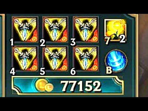 GETTING INFINITE GOLD! Gamebreaking Ornn Glitch!