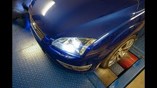 Totalcar Erőmérő: Ford Focus ST