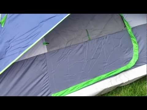 820 & Ozark Trail Sports Dome Tent 9X8 - YouTube