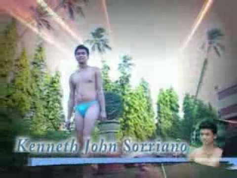 2007 Ginoong Candelaria Swimwear (Candidates' Pict...