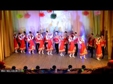 Ансамблю народного танца Гульдар - 35 лет. Юбилейный вечер. ЦДТ г. Сибай, 29 апреля 2017 года