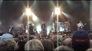 Simple Minds - Stay visible - Live Göteborg